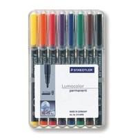 Staedtler Lumocolor 314 Wp8 Pk8