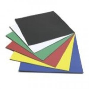 Nobo Magnetic Squares Assorted Pack 6 Code 1901104