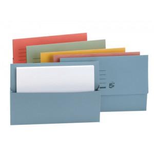 5 Star Doc Wallet Fcap 250gm Asst Pk50