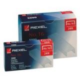 Rexel No.16 Staples 6mm 16/6 Box 5000 Code 06010