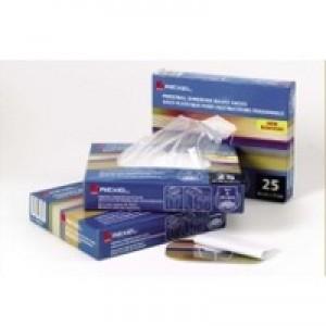 Rexel Waste Sacks Polypropylene Extra Strong 40L [for AS100 Shredder] Ref 40060 [Pack 100]