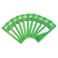 Elight L/Arch Spine Labels 29300 Pk 100