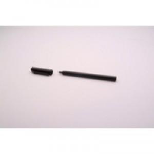 White Box Fineliner 0.4mm Nib Black [Pack 10]