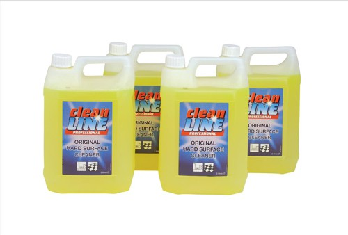White Box Hard Surface Cleaner 5L [Pack 4]