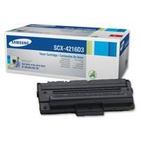 Samsung Laser Toner Cartridge Page Life 3000pp Black Ref SCX4216D3/ELS