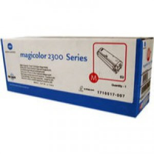 Konica Minolta Magicolor 2300 Toner Cartridge High Capacity Magenta 1710517-007