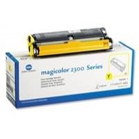 Konica Minolta Magicolor 2300 Toner Cartridge Standard Capacity Yellow 1710517-002