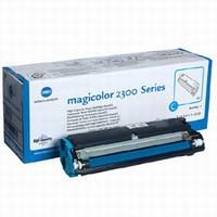 Konica Minolta Magicolor 2300 Toner Cartridge Standard Capacity Cyan 1710517-004