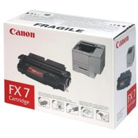 Canon FX7 Fax Laser Toner Cartridge Page Life 4500pp Black Ref 7621A002