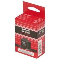 Sharp Fax Inkjet Cartridge Page Life 600pp Black Ref UX-C70B