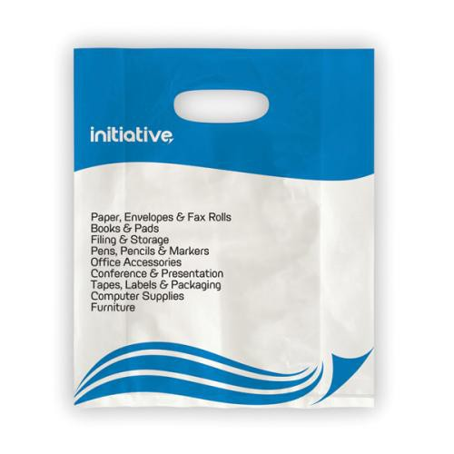Initiative Biodegradeable Carrier Bags 1000s