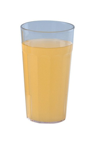 Tumbler Polycarbonate Dishwasher Safe 9.3oz 0.473 Litre Clear [Pack 6]