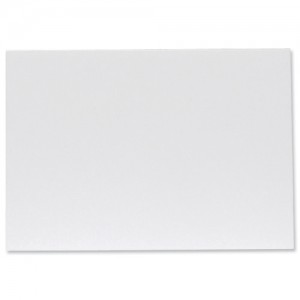 Display Board Lightweight Durable CFC free A3 White [Pack 10]