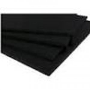 Display Board Lightweight CFC free A1 Black and Grey [Pack 10]