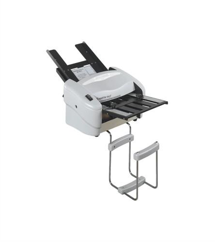 Premier RapidFold 7200 Letter Folder Desktop Automatic for 60-105gsm A4 101x101mm 202x297mm Ref 7200