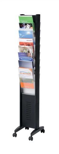 FastPaper 10cmpnt Display BLK 278.01