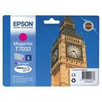 Epson Big Ben Ink Cartridge Magenta Ink C13T70334010
