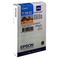 Epson Pyramids Ink Cartridge XXL Cyan C13T70124010