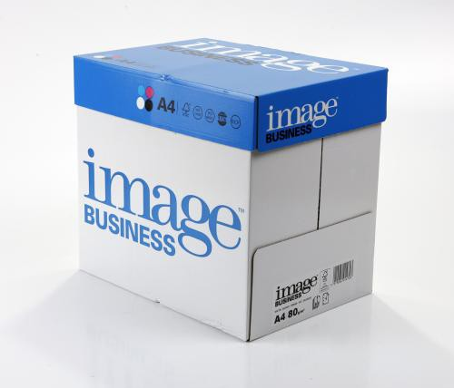 Image Business 4HP FSC Mixed Credit A4 210 X 297mm 80Gm2 Packed 5 X 500
