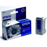 Epson Stylus Color 680 Inkjet Cartridge Black 17ml T017 C13T017401