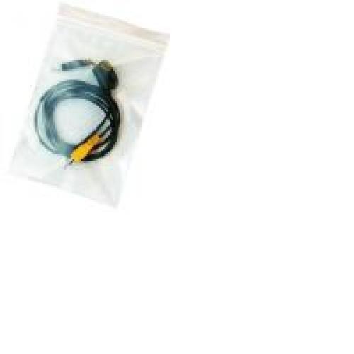 Grip Seal Bag Plain GL04 90 x 115mm (3.5 x 4.5in) 160g 1000/Box