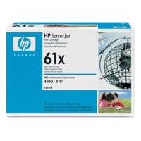 Hewlett Packard [HP] No. 61X Laser Toner Cartridge Page Life 10000pp Black Ref C8061X