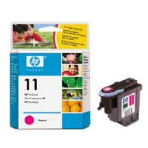 HP No.11 Printhead Long-life Magenta Code C4812AE
