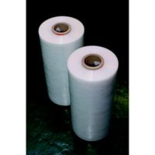 Shrink Film 25mu 450/900mm x 450m Centre Fold PVC