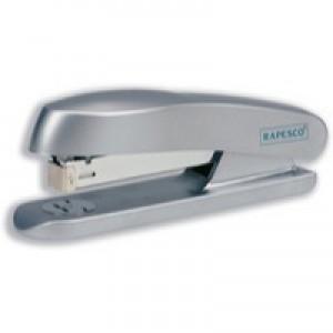 Rapesco Skippa Stapler Full Strip Chrome Ref RES260C1