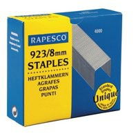 Rapesco Heavy Duty Staples 923/8mm Ref 92308Z3 [Box 4000]