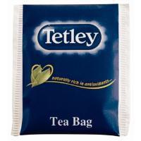 Tetley Envelope Black Tea Envelopes Box 250