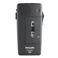 Philips 388 Analogue Pocket Memo Rechargeable Code LFH0388-00