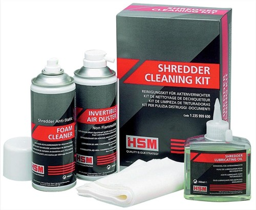HSM Shredder Care Kit Ref 1235999600