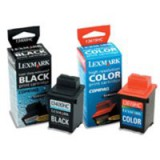 Lexmark No.16 Inkjet Cartridge Black Code 10N0016
