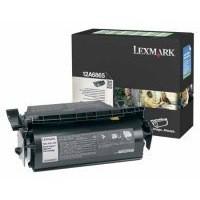 Lexmark T620/622 Return Programme Optra 4069 Laser Toner Cartridge Black 12A6865