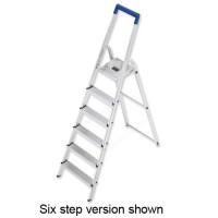 Image for **Fldg Alu Lad 8 Non Slip Steps 8928-001