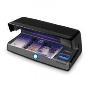Safescan Counterfeit Detector 70 UV Checker 206x102x88mm Black Code 131-0400