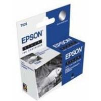 Epson T026 Inkjet Cartridge Intellidge Fish Page Life 540pp Black Ref C13T02640110