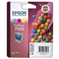 Epson Stylus C60 Inkjet Cartridge 3-Colour 37ml T029 C13T029401