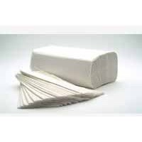 Image for 2 Ply C-Fold White Towel Pack