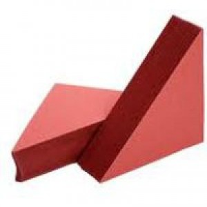Guildhall Legal Corners Recycled Manilla 315gsm Red Ref GLC-REDZ [Pack 100]