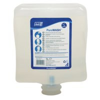 DEB Natural Power Wash Hand Soap Refill Cartridge 4 Litre Code NPW4LTR
