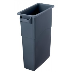 EcoSort Recycling System Maxi Bin 70 Litre Capacity Anthracite Grey Code SPICEMAXGREY1