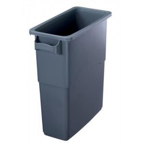 EcoSort Recycling System Midi Bin 60 Litre Capacity Anthracite Grey Ref SPICEMIDGREY1