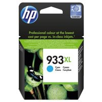 Hewlett Packard [HP] No.933XL Inkjet Cartridge Page Life 825pp Cyan Ref CN054AE
