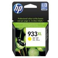 Hewlett Packard [HP] No.933XL Inkjet Cartridge Page Life 825pp Yellow Ref CN056AE