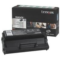 Lexmark Return Programme E2X Laser Toner Cartridge Black 3K Yield 08A0476