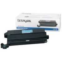 Lexmark C910/912 Toner Cartridge Cyan 14K Yield 12N0768