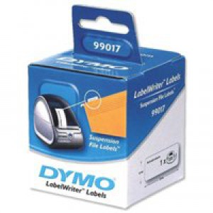 Dymo Suspension File Label 50x12mm Pack 220 Code S0722460
