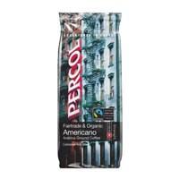 Percol Fairtrade Cafe Americano Ground Coffee Organic Arabica High Roast 227g Ref A07629